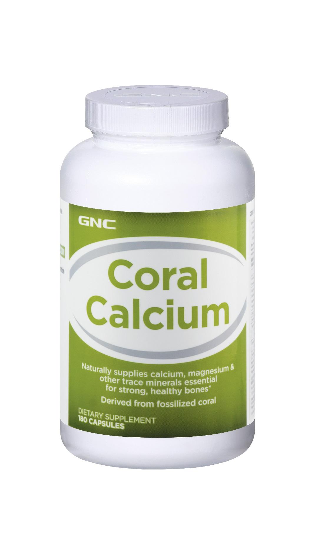 天然珊瑚鈣 + D3