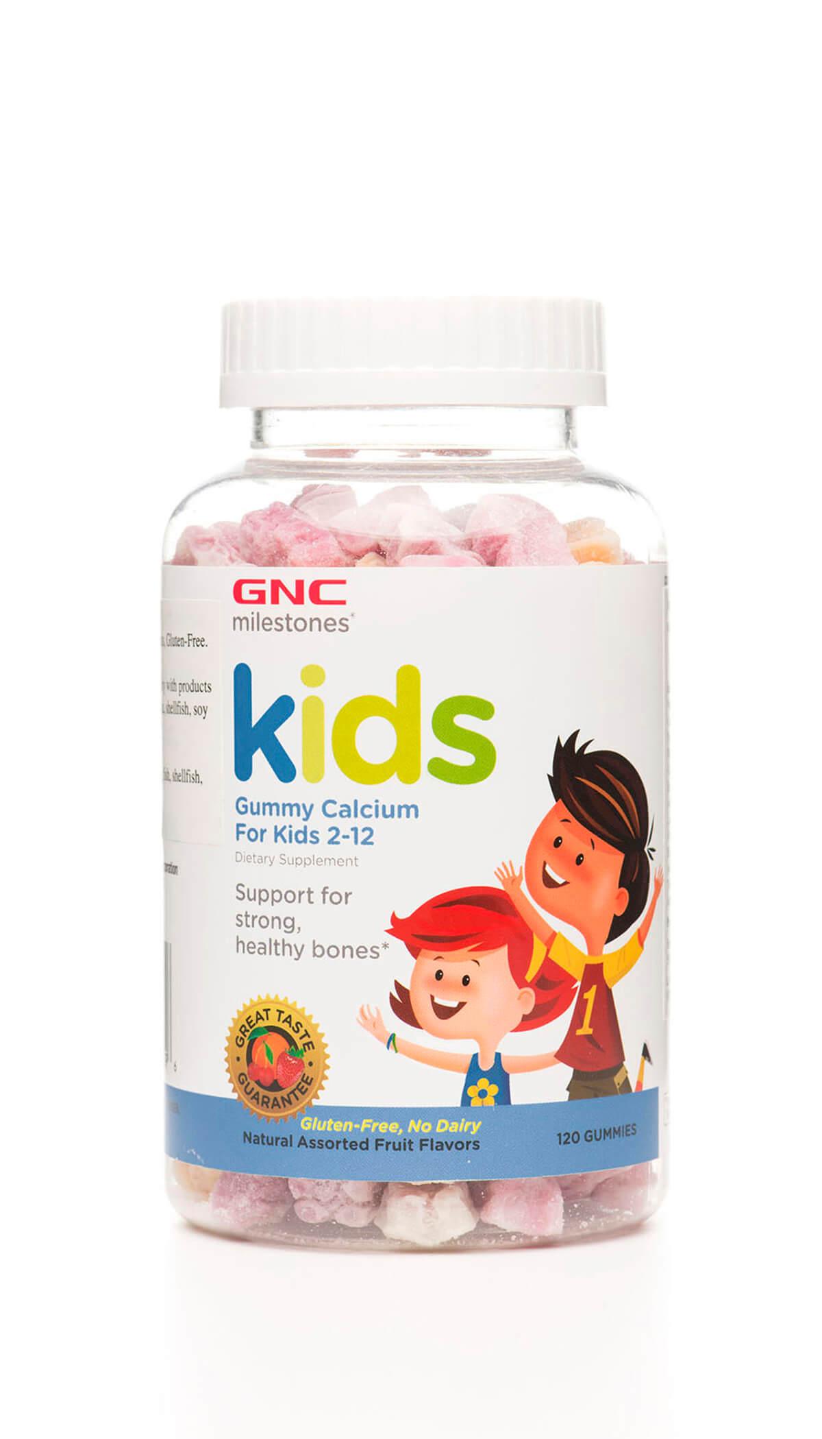 兒童鈣軟糖