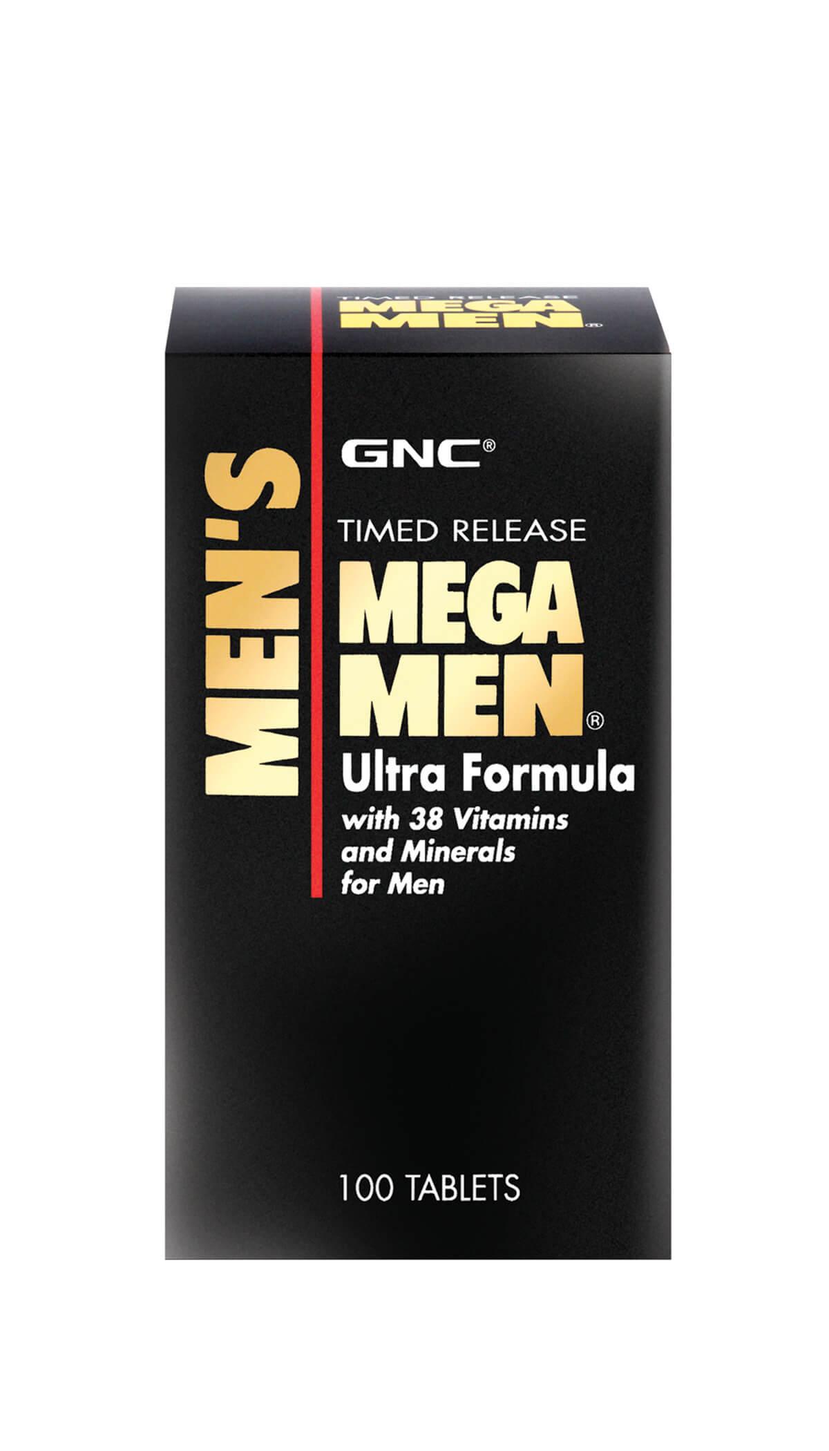 Mega Men Ultra