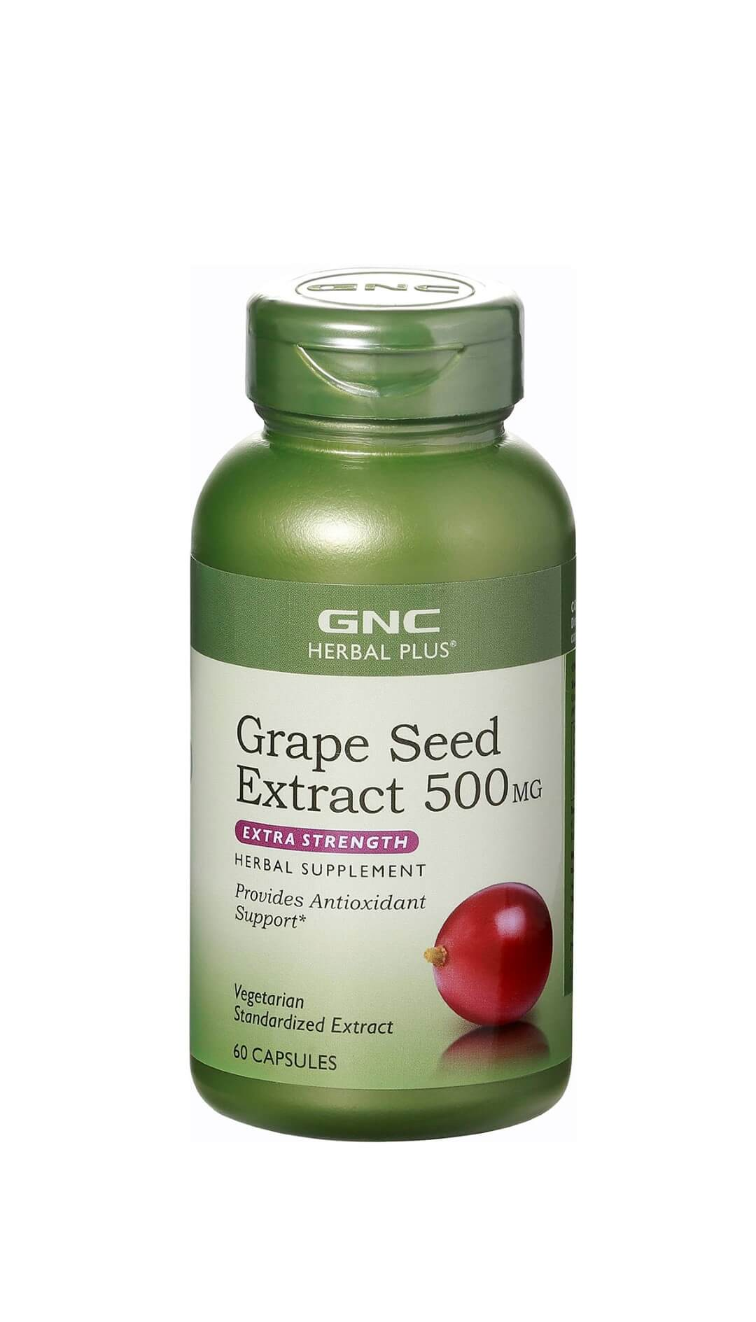 Grape Seed Extract 500mg Gnc Live Well