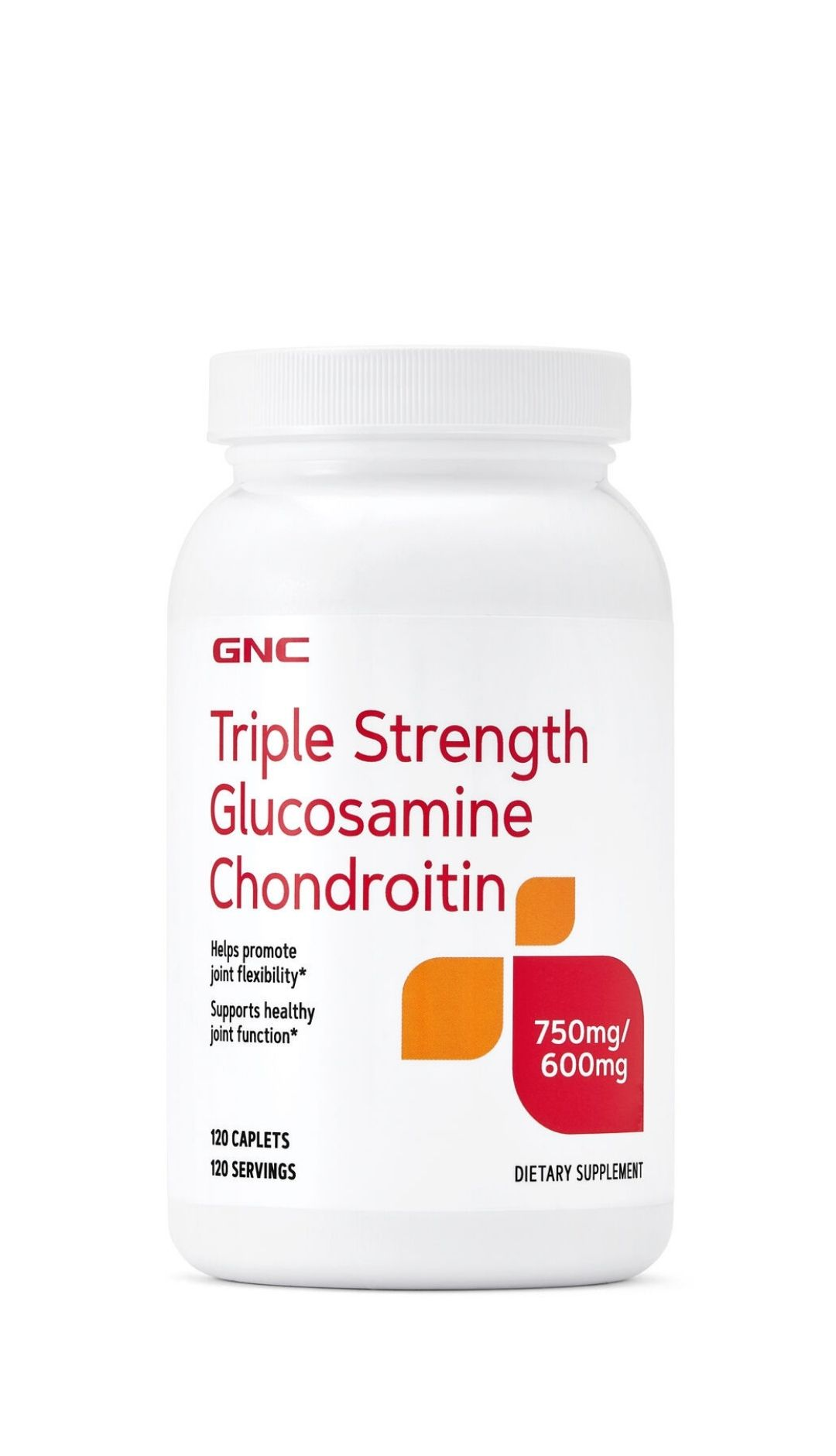 Triple Strength Glucosamine Chondroitin (120s)